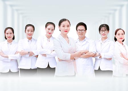 Đội ngũ Bác Sỹ 10 năm kinh nghiệm