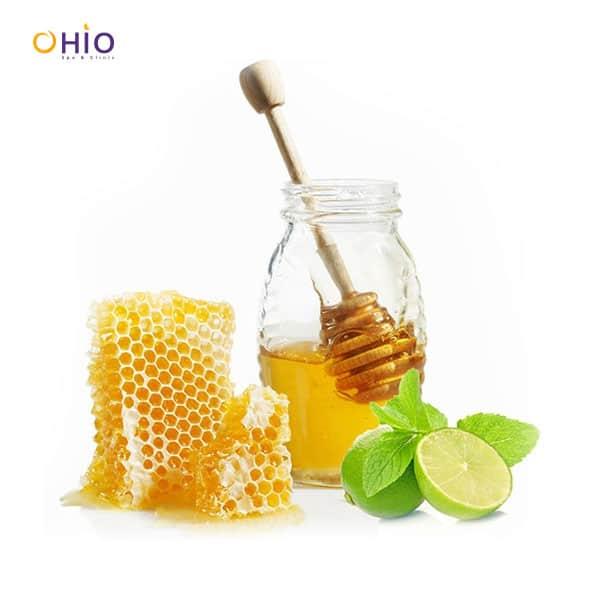 triệt lông hiệu quả với mật ong và chanh