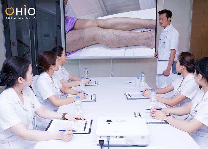 5, Công nghệ chữa suy giãn tĩnh mạch chân hiệu quả nhất hiện nay Mercury Vein Care - Được chuyển giao độc quyền tại Thẩm mỹ OHIO
